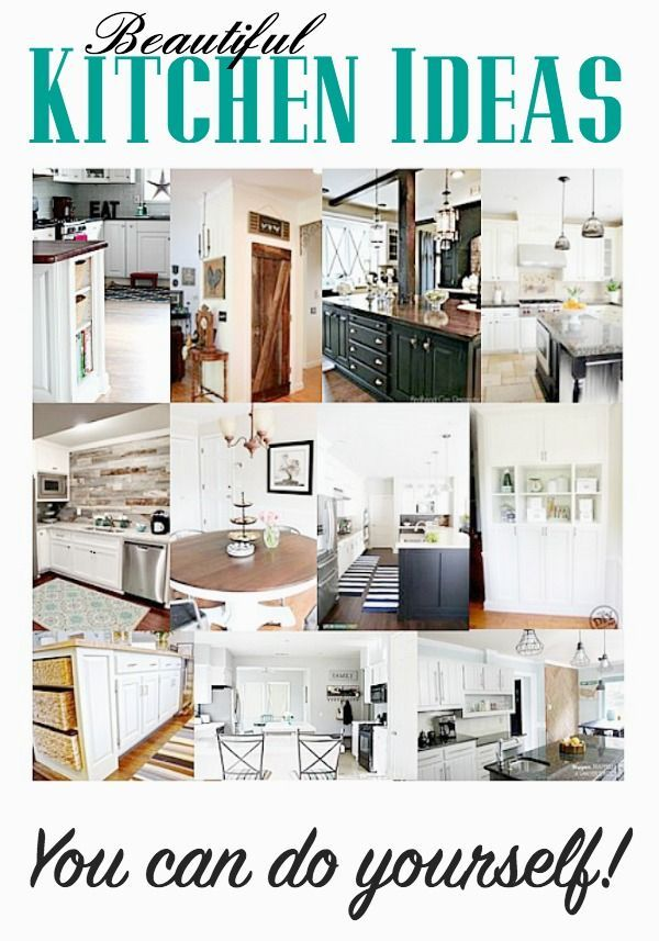 Kitchen do it yourself ideas pinterest beautiful kitchen kitchen do it yourself ideas solutioingenieria Gallery