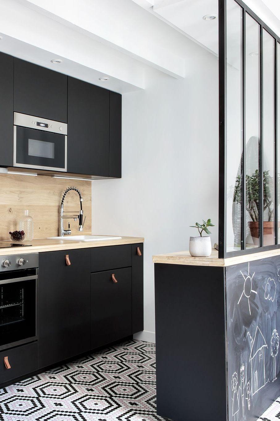 Maison Val Doise Rénovation Entrée Et Cuisine Pour