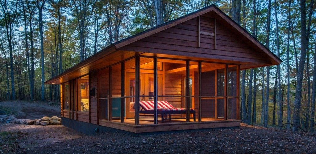 Lovely ESCAPE With A Portable Home