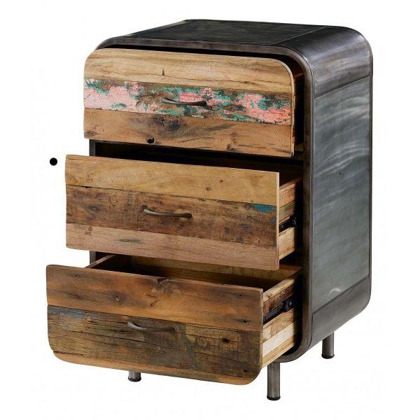 Muebles madera reciclada buscar con google muebles for Muebles con madera reciclada