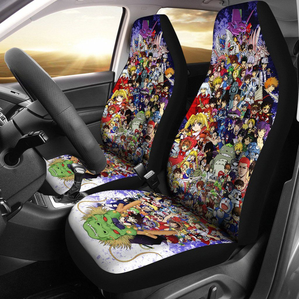 Anime movie 2018 car seat covers carseat cover car