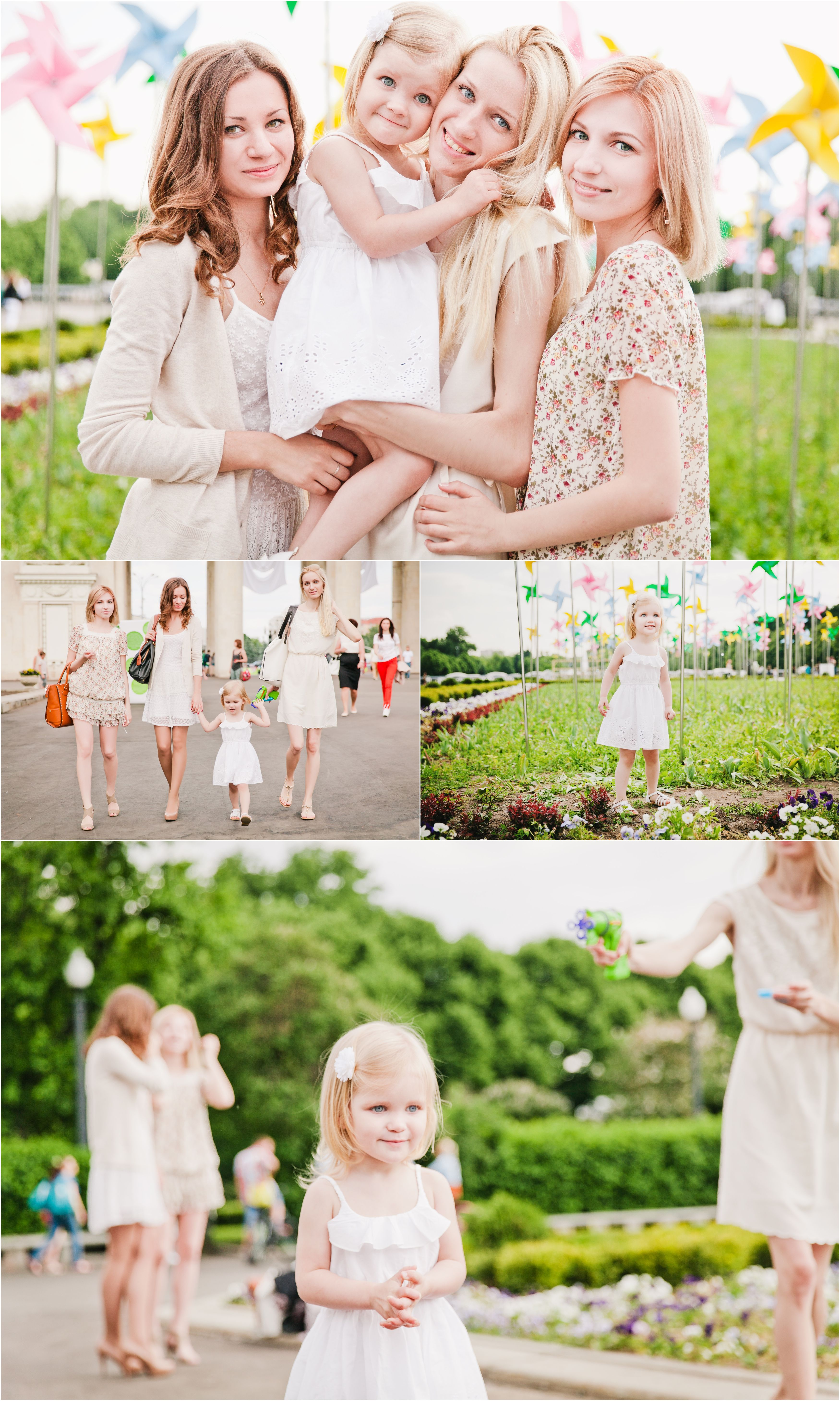 Family photo shoot,I like the color scheme | ideas//crafts ...