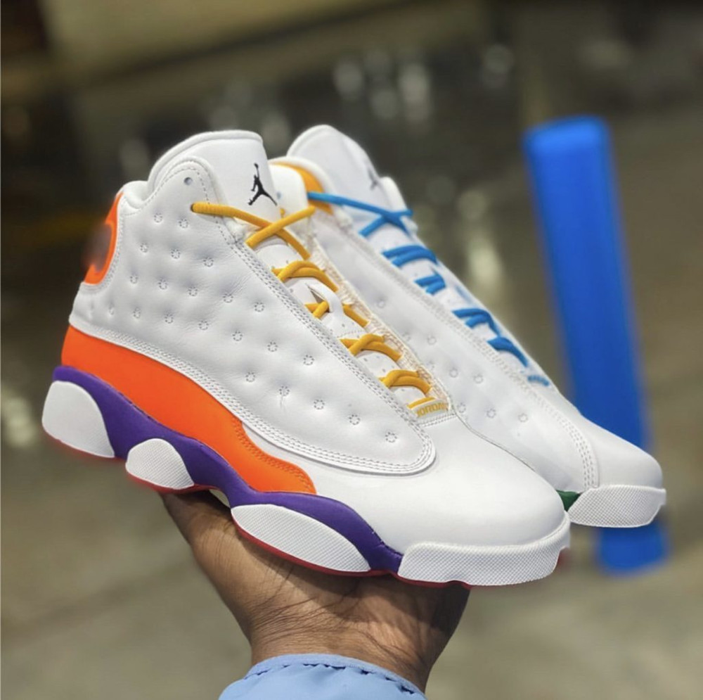 Now Available GS Air Jordan 13 Retro Playground in 2020