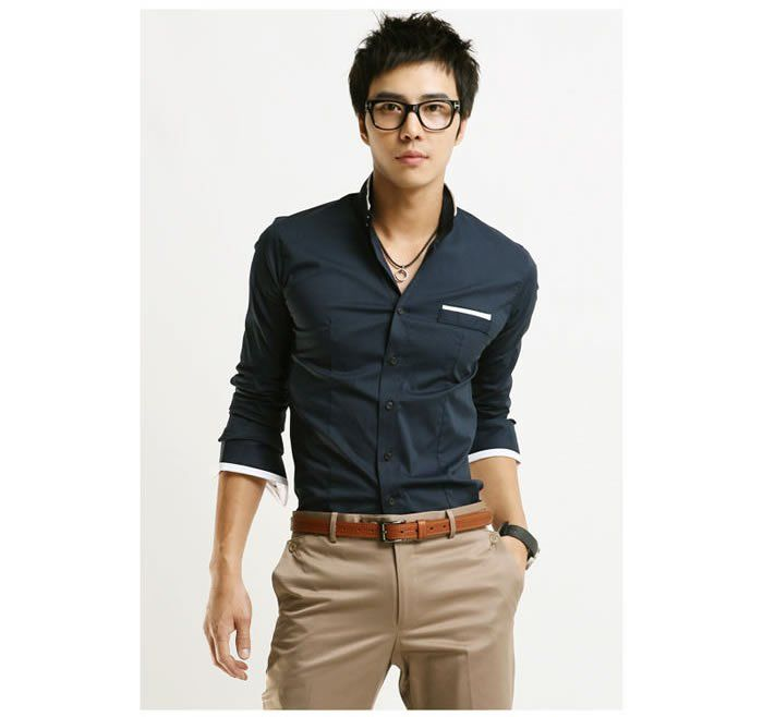 Here\u0027s an every day casual look for guys. Glasses are considered very cool  in Tokyo \u0026 Seoul; lots of people wear imitation frames! ,Lily fashion  mens