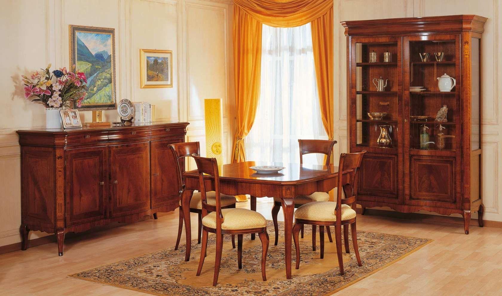 Mobili Per Sala Classici.Mobili Classici Per Sala Pranzo 800 Francese Room In 2019