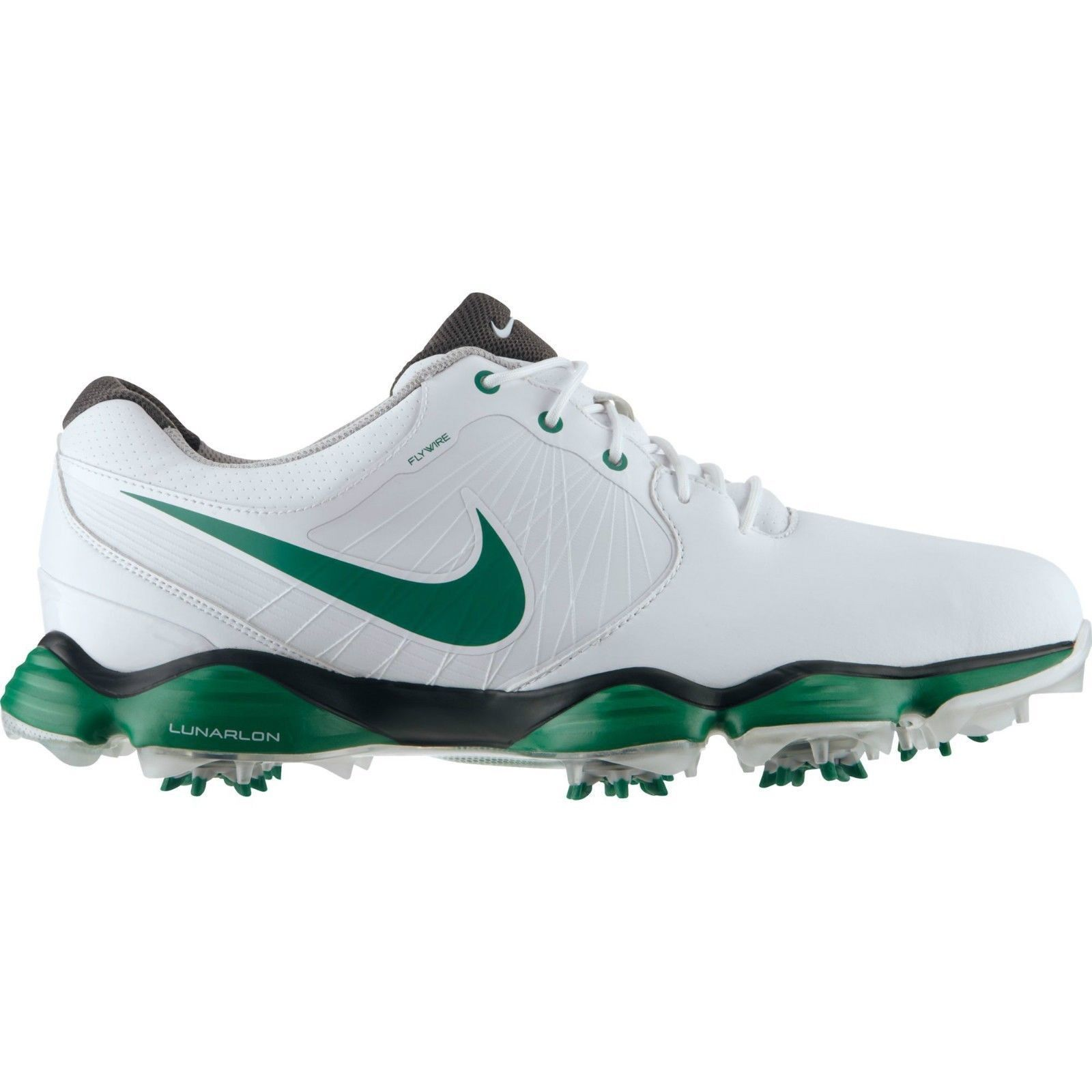 best sneakers 15eea b6089 Nike Men s Lunar Control II SL Limited Edition Masters White  Golf Shoes