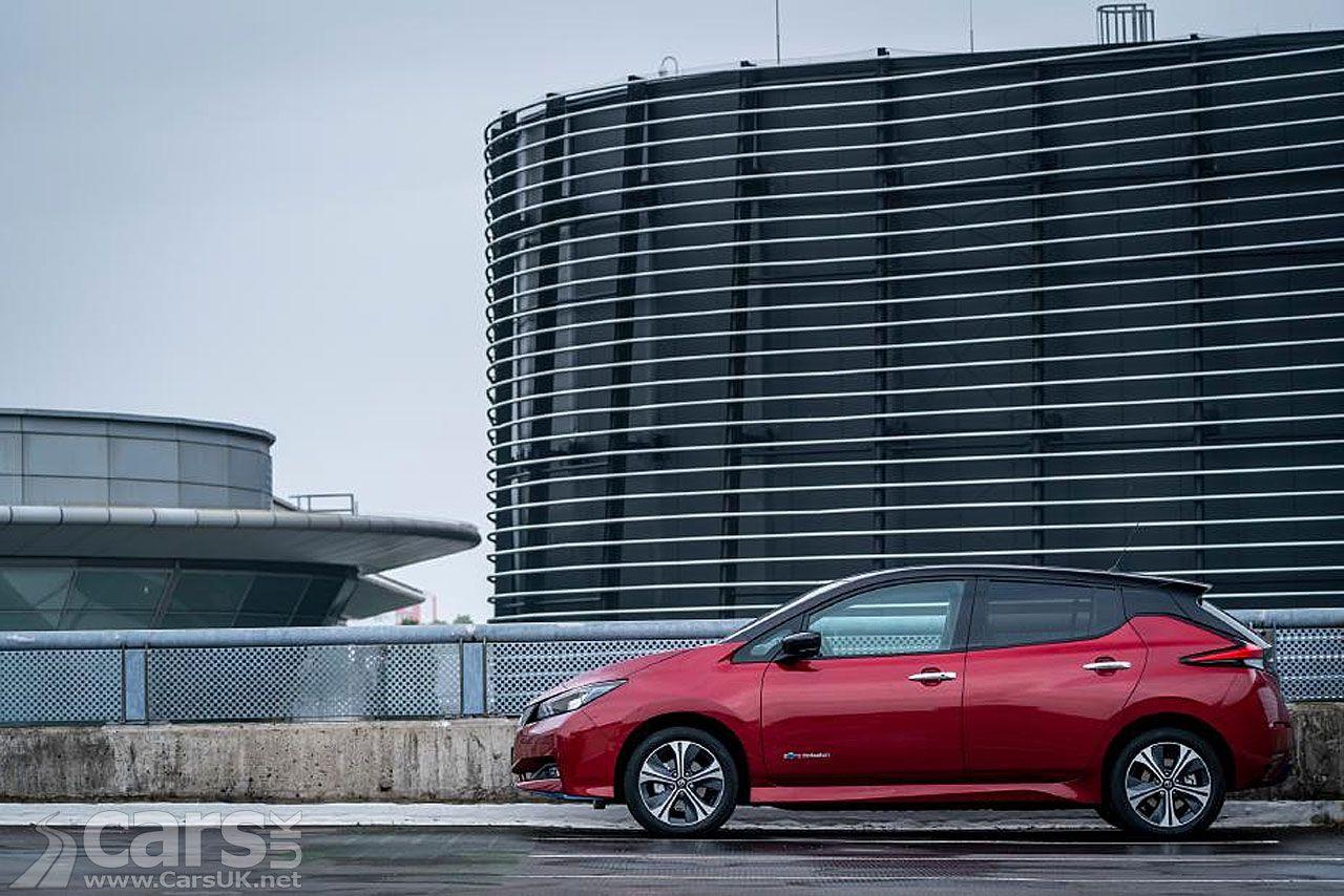 Nissan Does Deal For 2 000 Nissan Leaf Evs For London Uber Drivers In 2020 Nissan Leaf