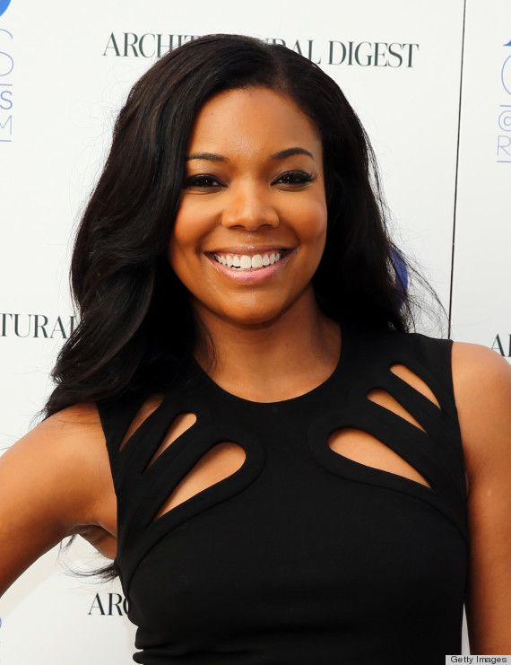 How to wear beachy waves in the winter gabrielle union straight makeup pmusecretfo Choice Image