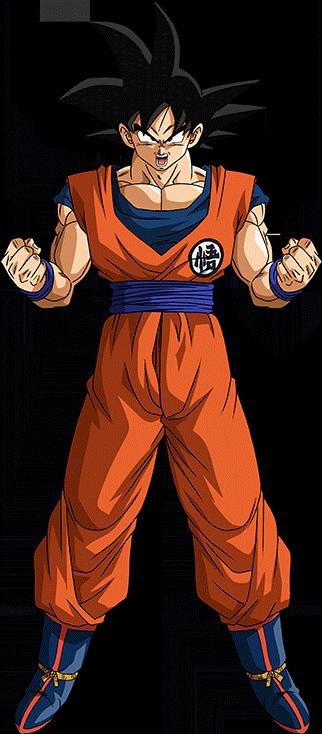 Goku Render 2 Xkeeperz By Maxiuchiha22 On Deviantart Anime Dragon Ball Super Goku Art Goku