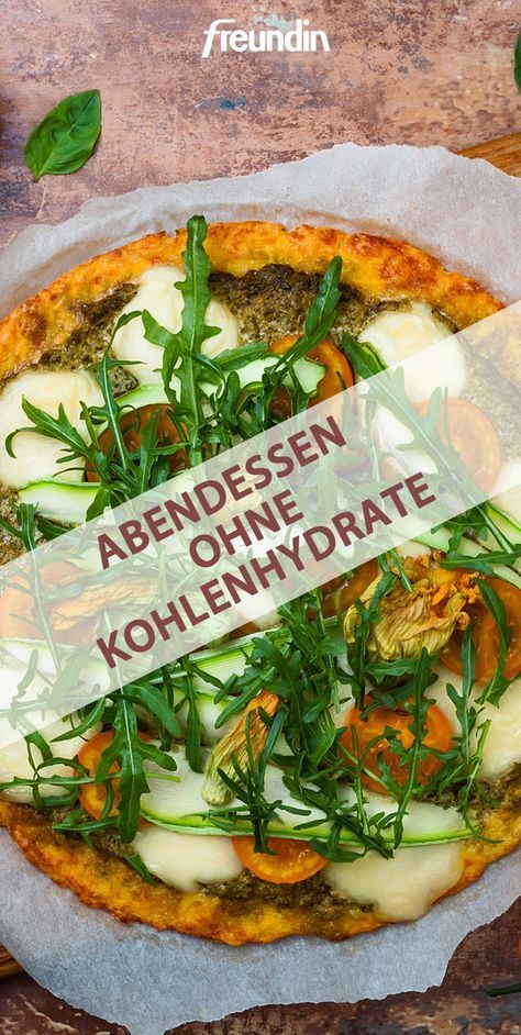 Essen ohne Kohlenhydrate: 3 neue Rezeptideen | freundin.de