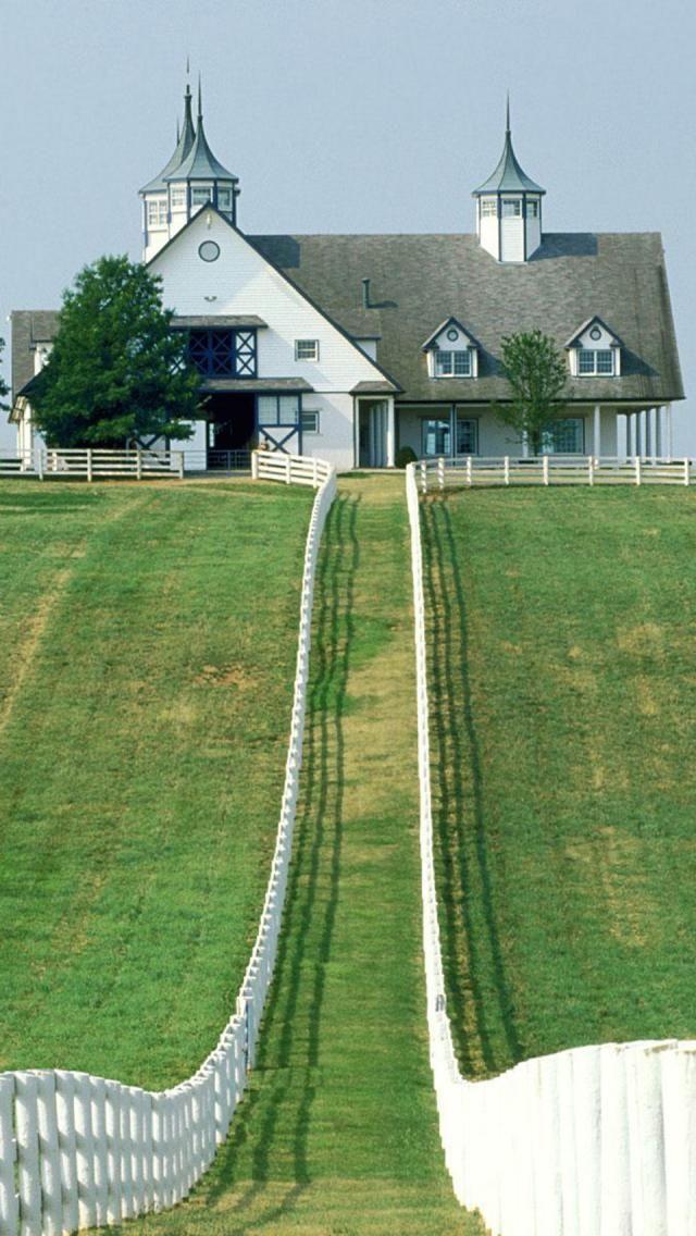 Manchester Farm, Lexington, Kentucky Kentucky horse