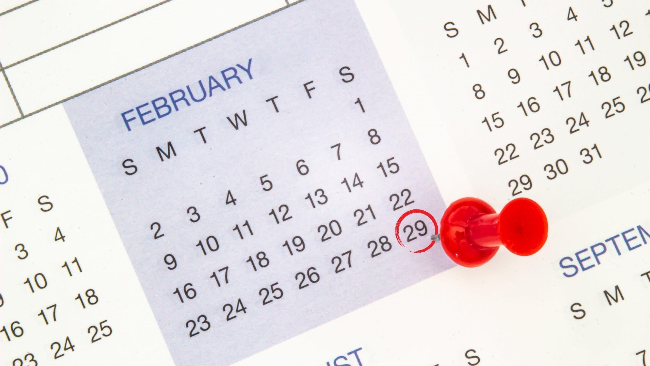 Julian Calendar For Leap Year In 2020 Leap Year Calendar Leap Day Leap Year