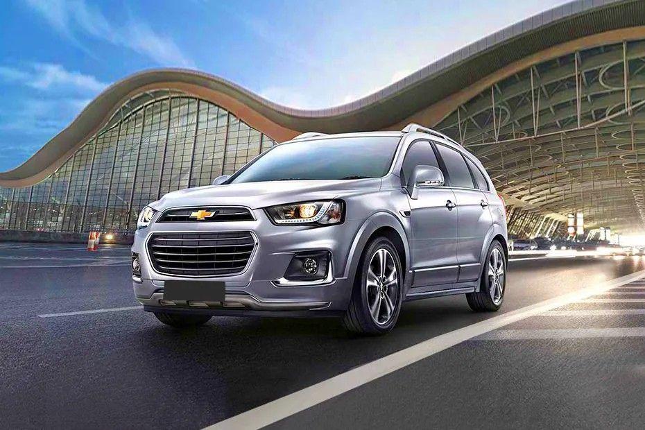 Spesifikasi Harga All New Chevrolet Trailblazer Bandung 2019 Promo