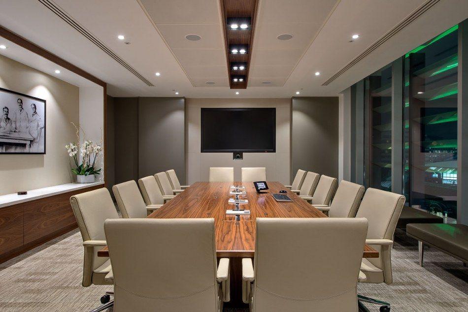 Office Interior Design Ideas Office Interior Design Case Study Pdf Modern Office Inter In 2020 Meeting Room Design Office Meeting Room Design Office Interior Design