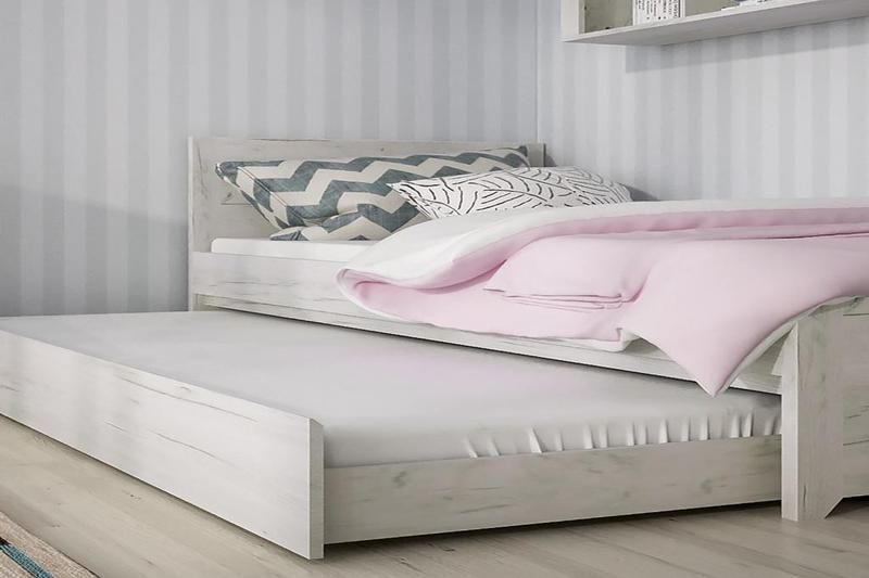 Best Angel Single Bed With Underbed Drawer Inc Slats Bed 400 x 300