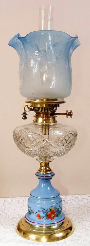 Previously Sold Oil Lamp From The Oil Lamp Store Oil Lamps Antique Oil Lamps Lamp