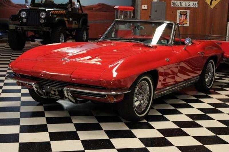 1964 54, NM! 327/350, blk int, blk top Corvette
