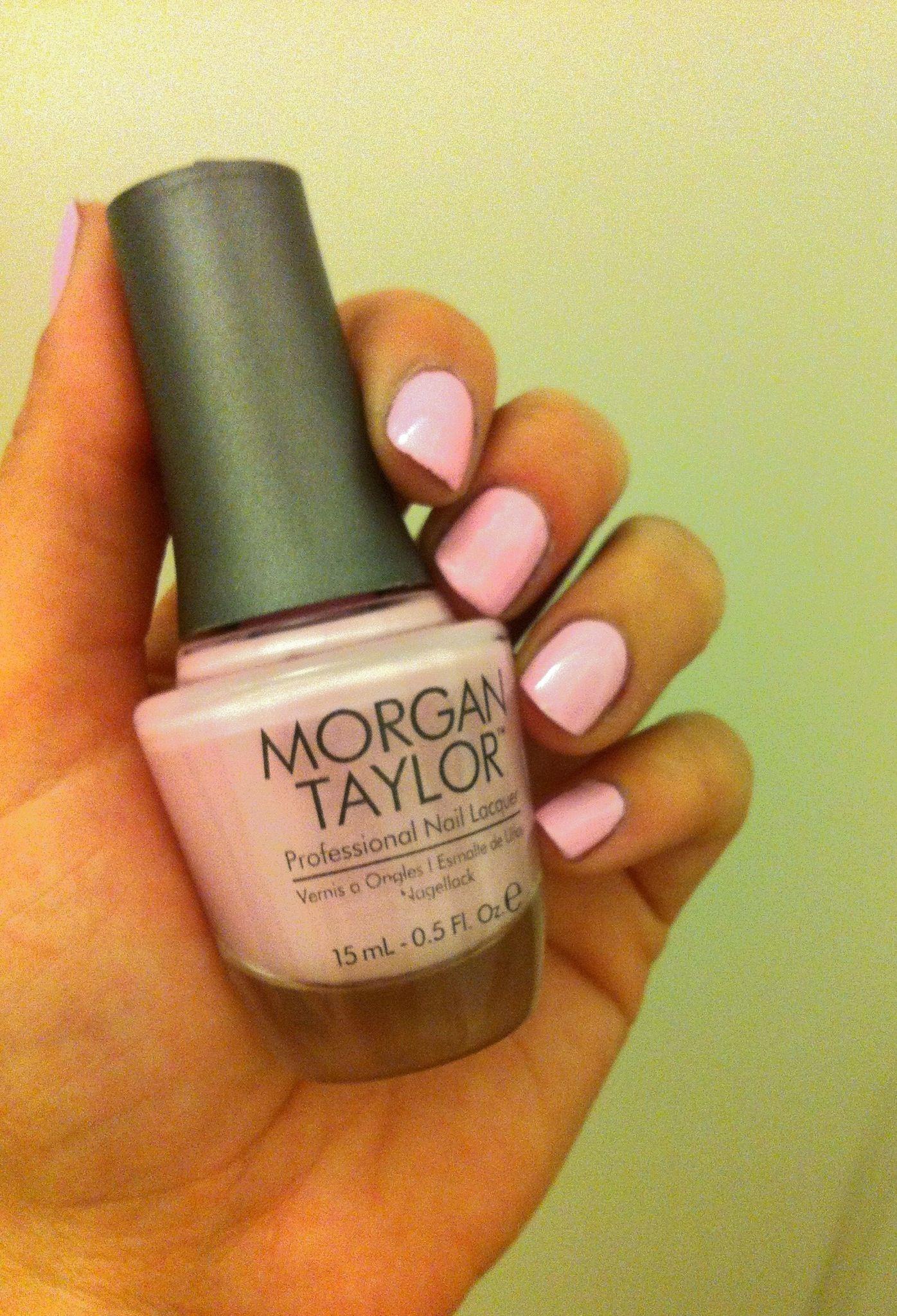 "Morgan Taylor "" La Dolce Vita"""