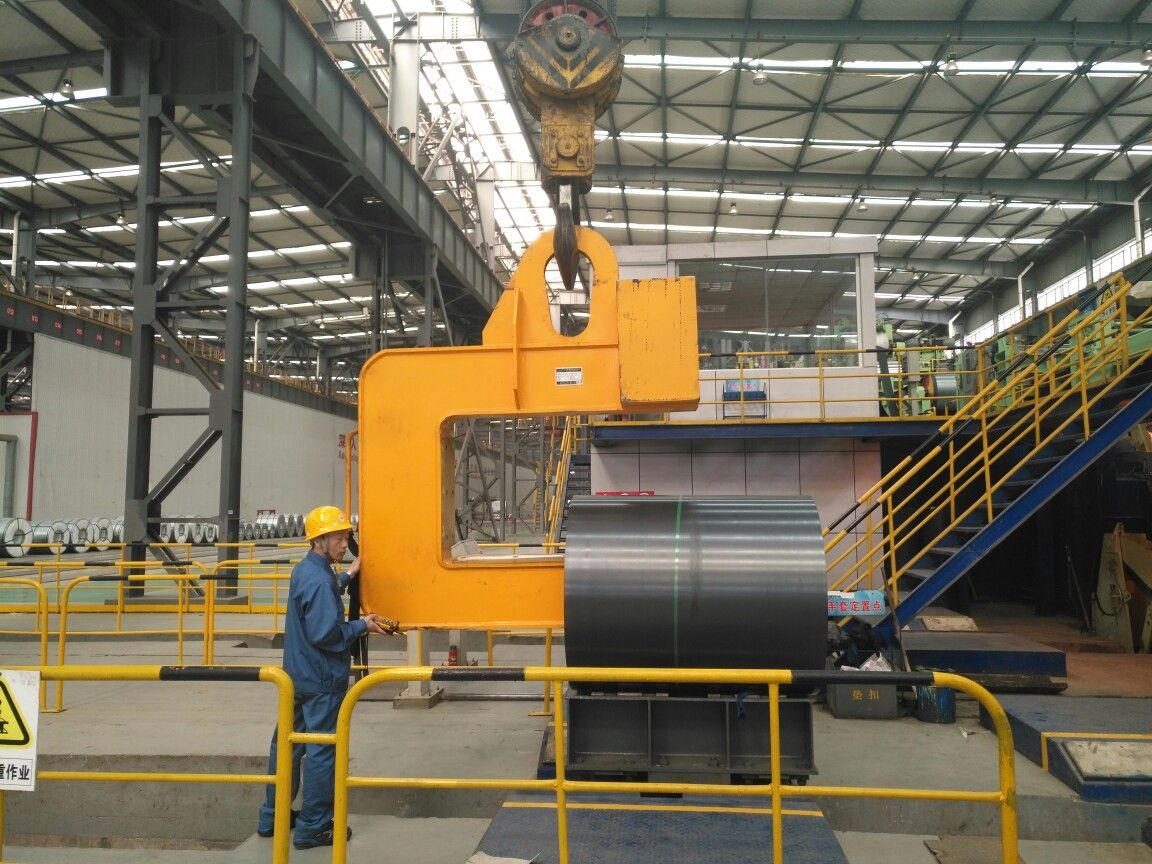 Cold rolled continuous annealed steel coil thickness041