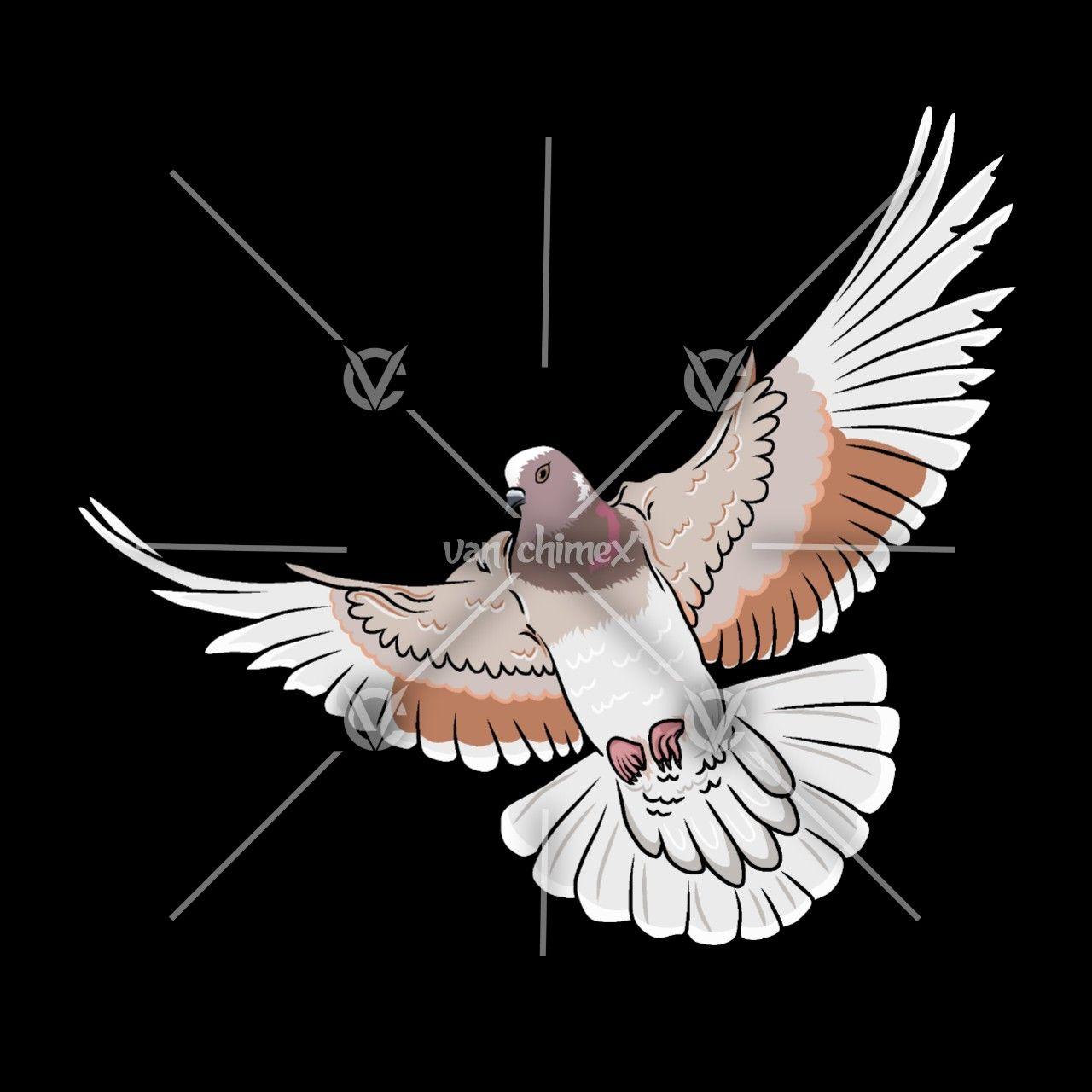 Logo Burung Merpati Vector Logo Design Art Logo Online Shop Vector Logo