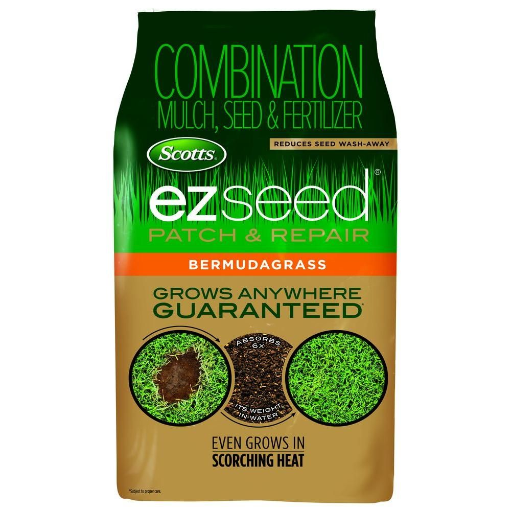 Scotts 10 lb. EZ Seed Patch and Repair Bermudagrass17590