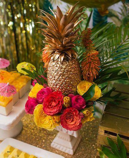 Ideas fiestas ideas para celebrar una for Decoracion de frutas para fiestas infantiles