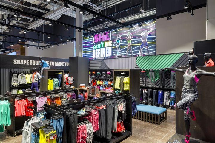 Go Sport Store By Brand Creative Dubai UAE Retail Design Blog