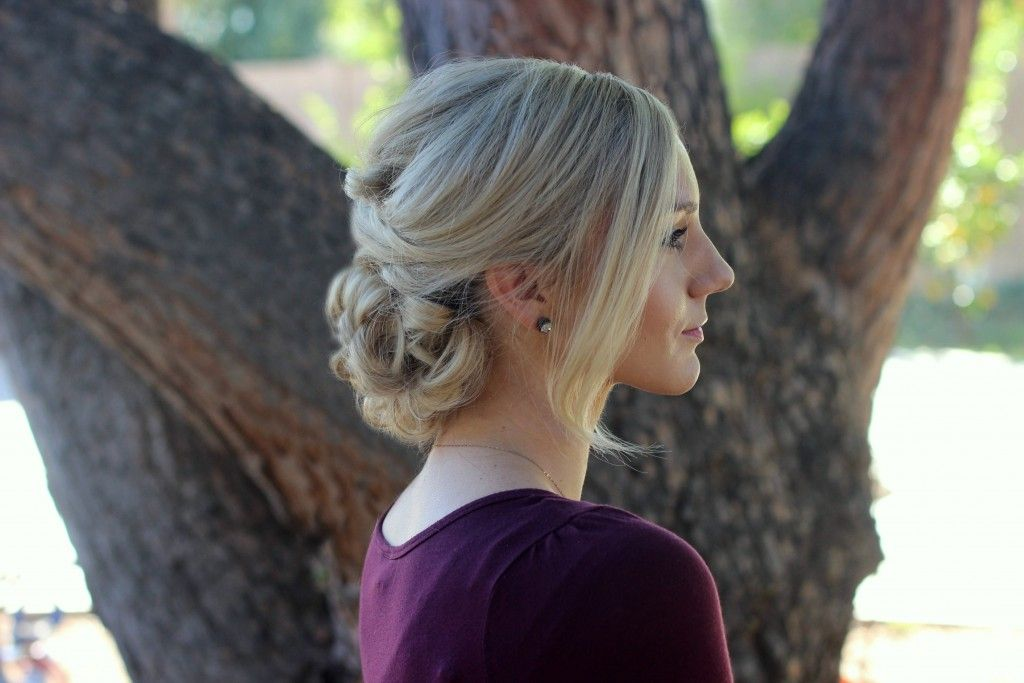 Cute Girl Hairstyles Topsy Tail Updo  Prom Hairstyles  Cute Girls Hairstyles  Cute
