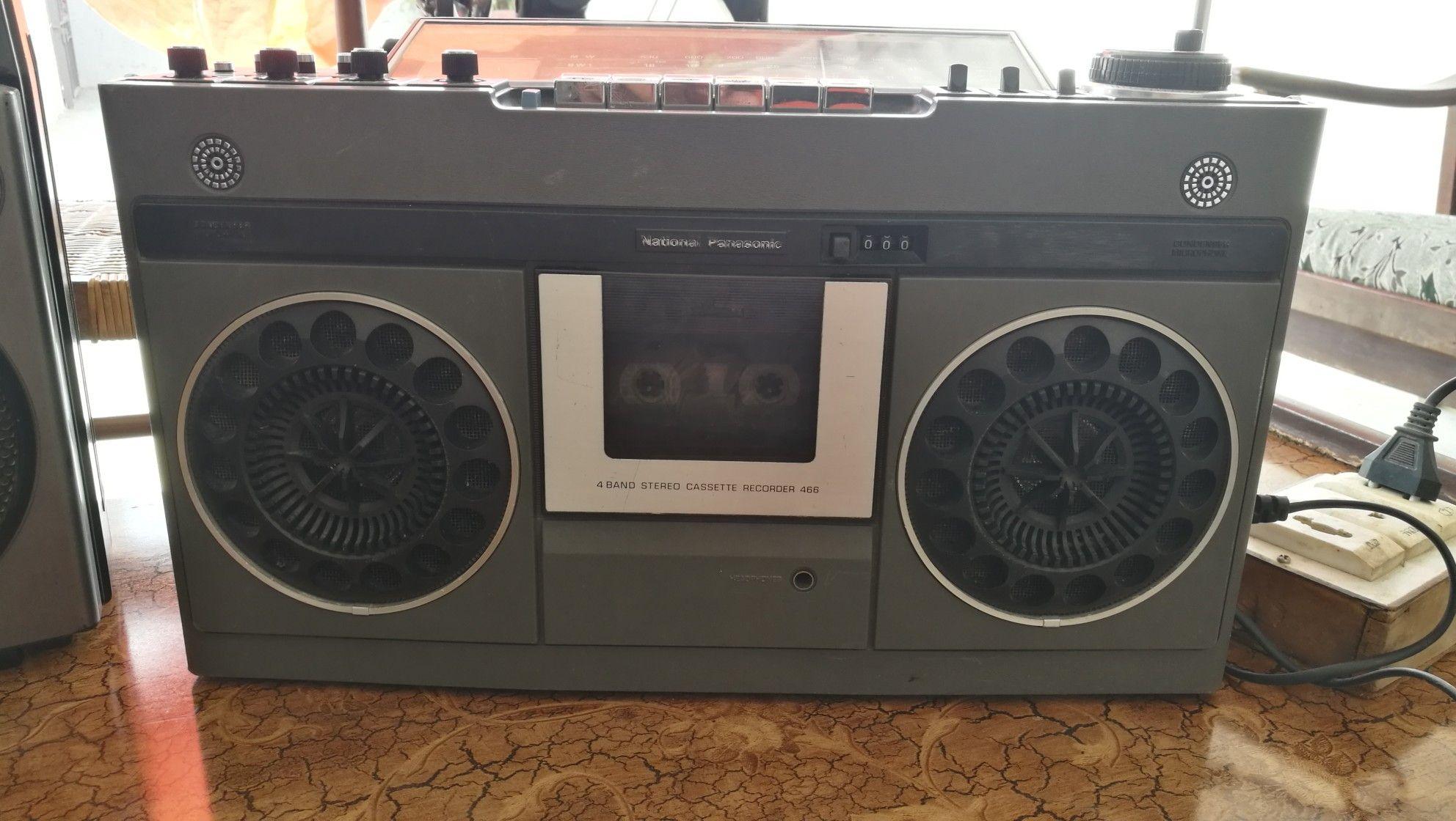 National Panasonic Audio System Home Appliances Washing Machine