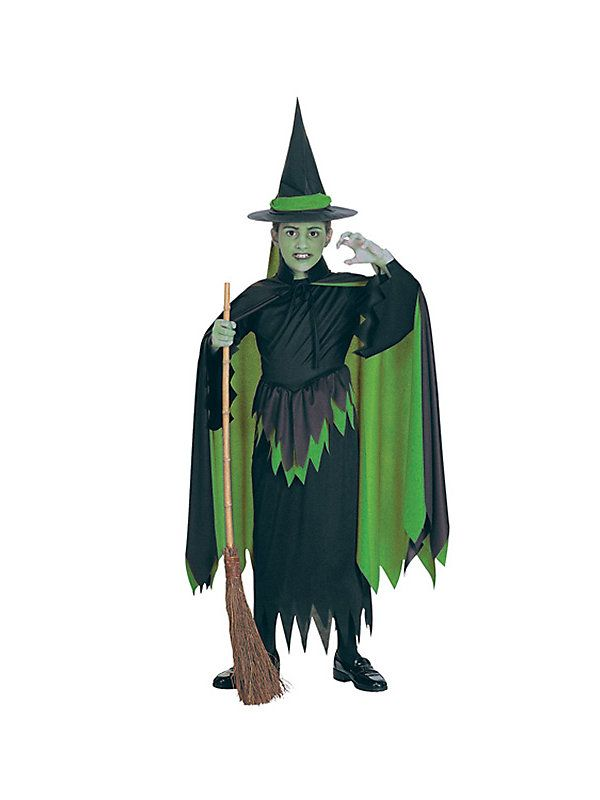 Kids Wicked Witch Costume | Halloween Girls Costumes | Pinterest ...