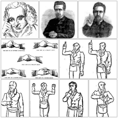 False Ministries 2 Occult Hand Signs Part 1 Occult Hand Signs