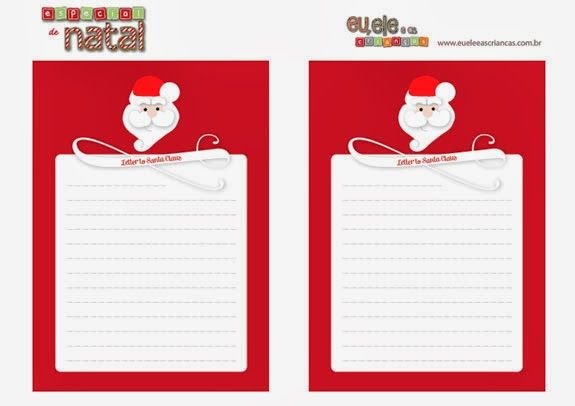 Ai ai ai fazer a carta para o Papai Noel não é tarefa das mais simples… primeiro porque a criança não escreve e você precisa escrever por ela, segundo porque são tantos possíveis pedidos que o bom velhinho pode acabar...