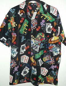 613ec084 Las Vegas, Vegas Casino, Casual Button Down Shirts, Casual Shirts, Hawaiian,