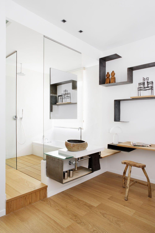 Salle De Bain Ouverte Sur Chambre Design ~ penthouse in rosales deco apart pinterest sdb salle de bains