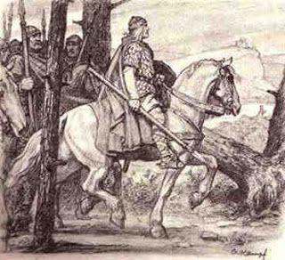Cantar De Los Nibelungos Art Fantasy Art Horse Rider