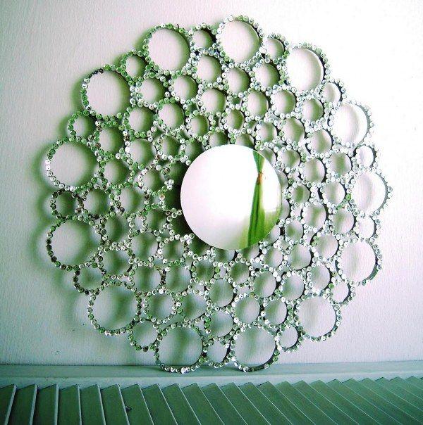 como decorar moldura de espelho - Pesquisa Google