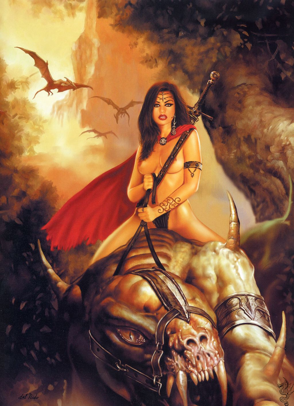 Jose Del Nido   Jose Del Nido   Pinterest   Fantasy art ...