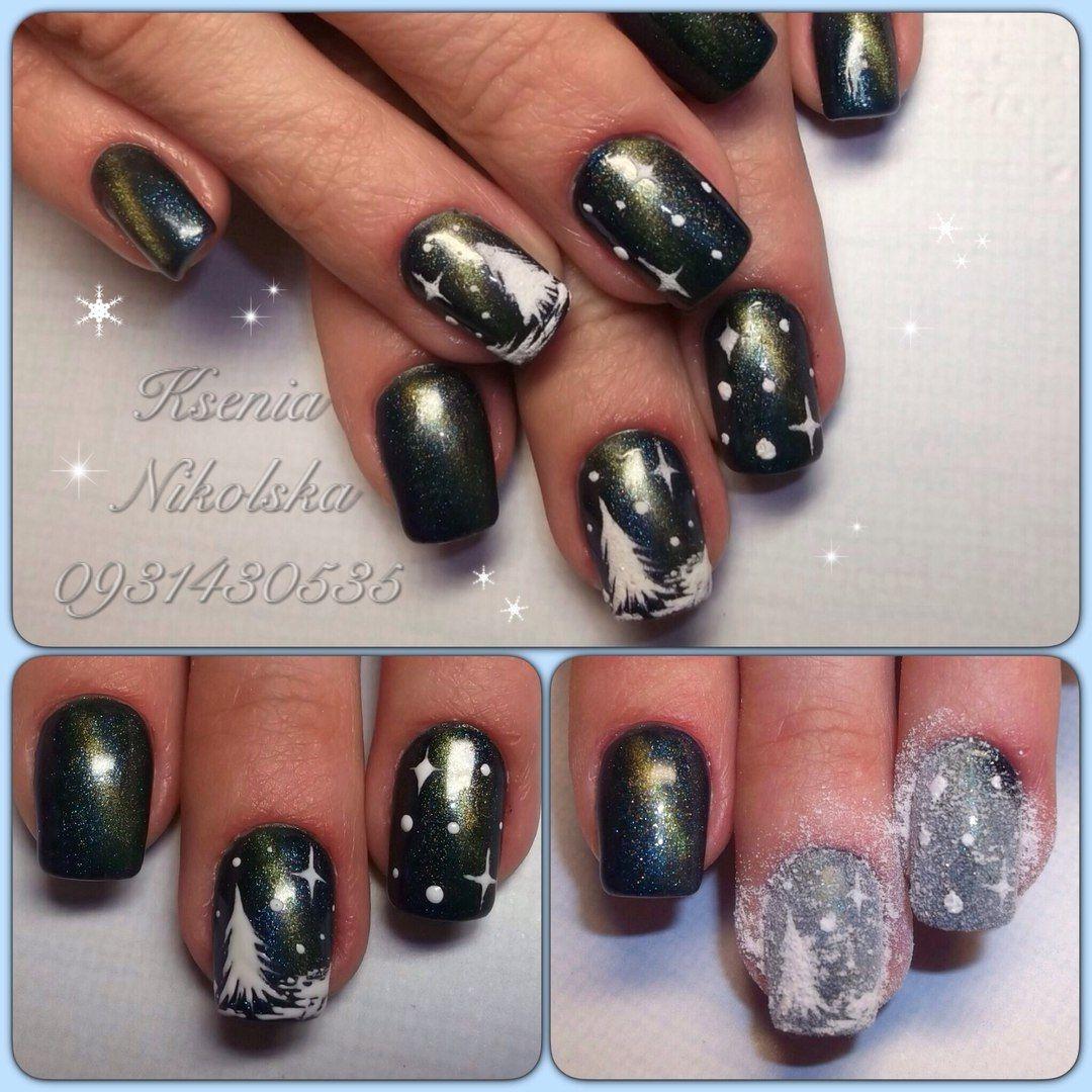 Nails Design For Short Nails, Nails Acrylic Designs, Nails Acrylic Almond,  Nails Acrylic