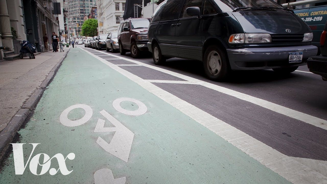 Why protected bike lanes are more valuable than parking