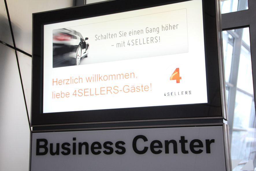 Impressionen: #4SELLERS Event BMW Welt München.