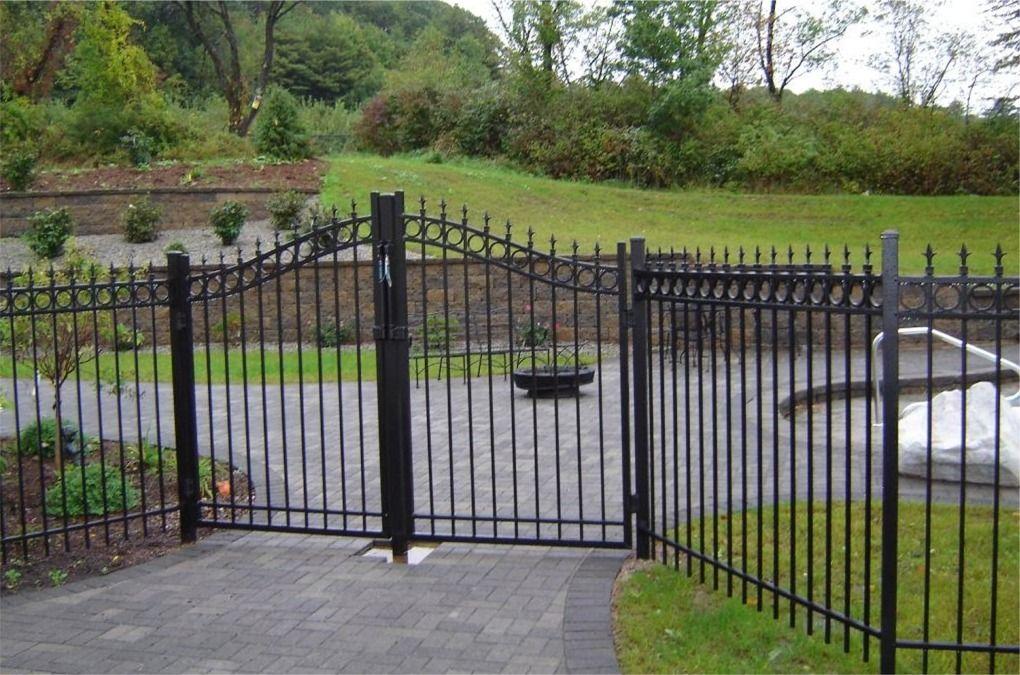 Cheap Fence Ideas | Wholesale Elite Aluminum Fence Gates - Discount Fence Supply & Cheap Fence Ideas | Wholesale Elite Aluminum Fence Gates ...