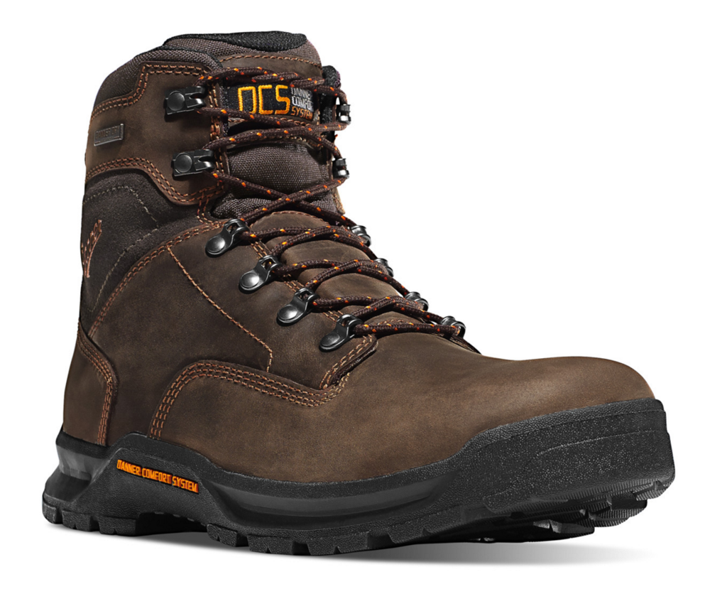 """Danner 6"""" Crafter Brown (With images) Steel toe work"""