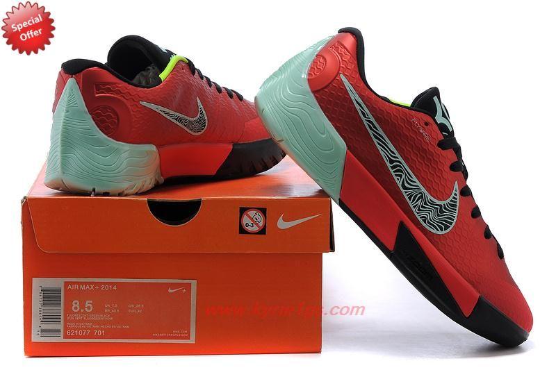 5f6794bfa912 653657-603 Action Red Medium Mint-Volt-Black Nike KD Trey 5 II For Cheap  ZZW7FJ