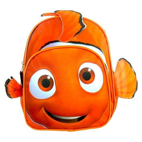 0e6caf6f703 Disney Finding Nemo Mini Backpack - Orange (12