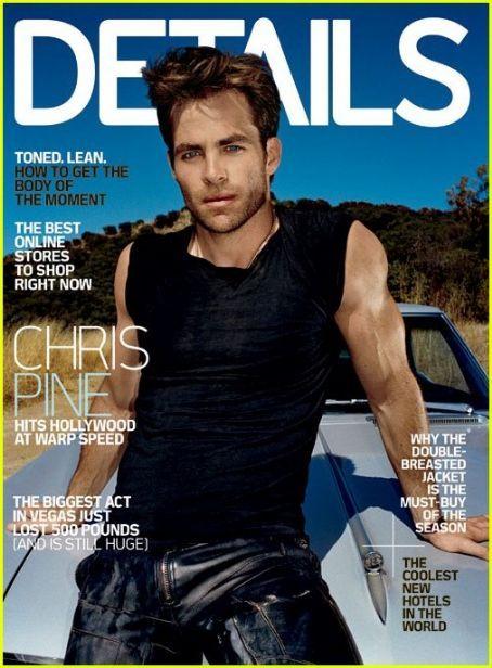Details Magazine - November 2010
