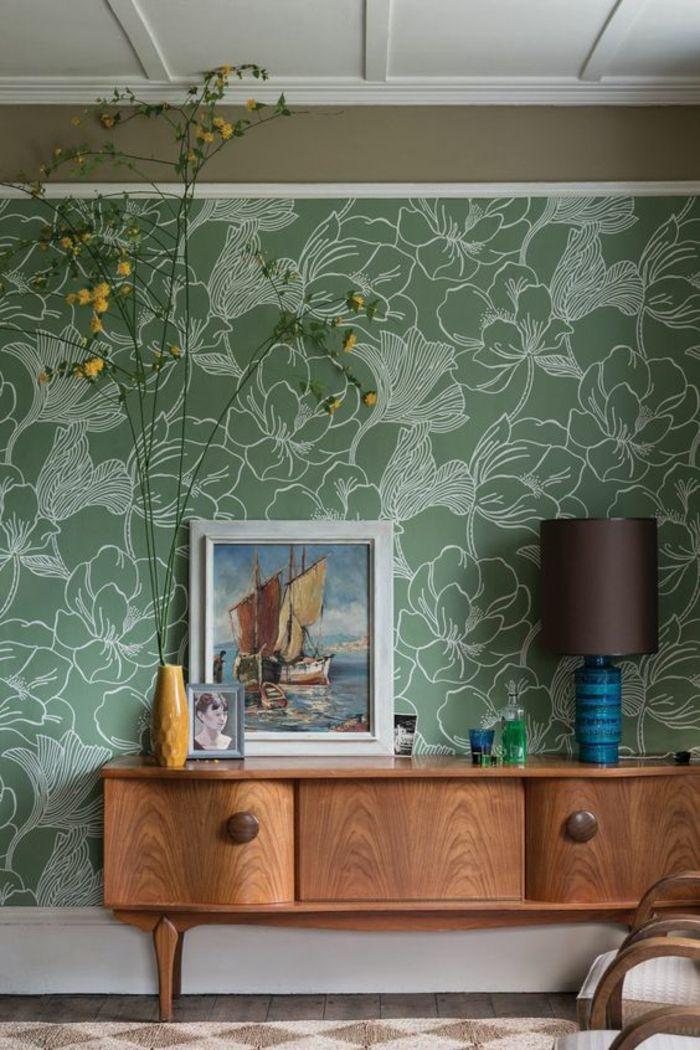 ▷ 1001 + Idées pour habiller un mur + les couleurs et les effets hits