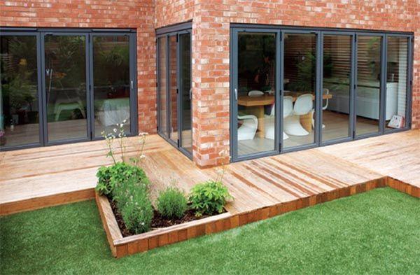 Diseño de pequeño jardín-claves jardín Pinterest Pequeños