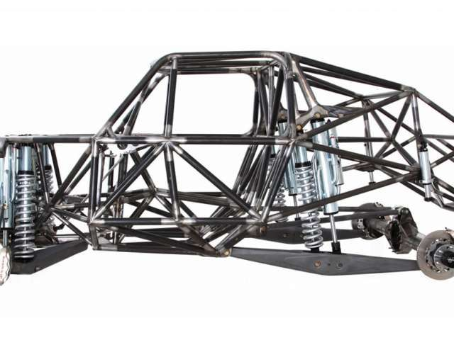 Trophy truck chassis