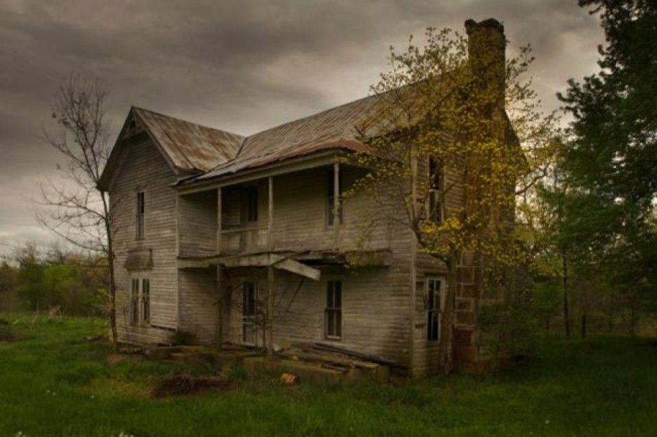 Les demeures abandonnées les plus flippantes photographiées aux Etats-Unis | Buzzly
