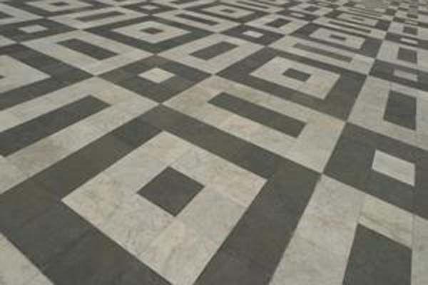 tile over linoleum square tile design